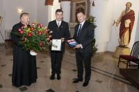 Świętemu Janowi Pawłowi II - Nowy Dwór Mazowiecki 2014
