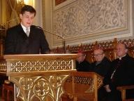Kościół  Katedralny p.w. Opieki Najświętszej Marii Panny 16.10.2005 Radom